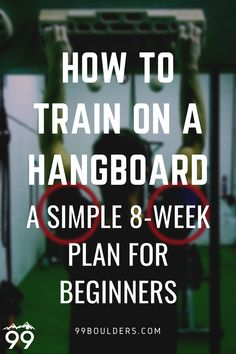 A climbing coach shares a beginner-friendly hangboard training plan along with some crucial tips for how to avoid injury. Rock Climbing Training, Rock Climbing Workout, Rock Climbing Gear, Climbing Wall, Rock Climbing Quotes, Rock Climbing Holds, Beginner Workout At Home, Workout Plan For Beginners, At Home Workouts