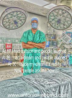 My dream career essay doctor