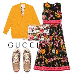 """""""Presenting the Gucci Garden Exclusive Collection: Contest Entry"""" by haybeebaby on Polyvore featuring Gucci and gucci"""