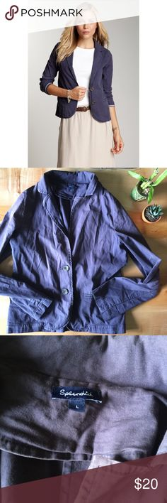 Splendid Dress Jacket This jacket is in great condition! Size large. Great for interviews or work. Smoke and pet free home. No trades. Reasonable offers accepted! Nordstrom Jackets & Coats Blazers