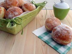 bomboloni o krafpen alla nutella (sofficissimi senza patate)