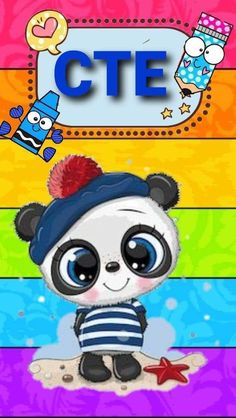 Cute Panda, Alice, Classroom, Education, Inspiration, Pictures, Moldings, Pandas, Preschool Education