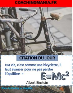 Inspirer, Loin, Comme, Einstein, Moving Forward, Bicycle Kick, Lenses, Inspirational Quotes, D Day