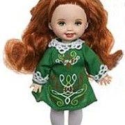 Irish Kelly photo from Mattel press kit