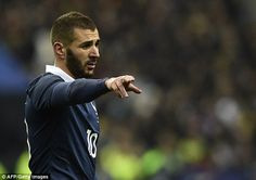 French and Real Madrid forward Karim Benzema believes he can win the Ballon d'Or award in his career.