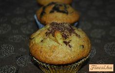 Kereste a Narancsos_csokolades_muffin_keppel - Fincsi sütemény Muffin, Breakfast, Food, Morning Coffee, Essen, Muffins, Meals, Cupcakes, Yemek