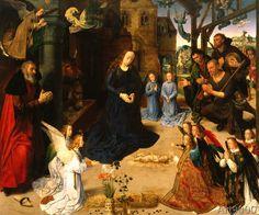 Hugo van der Goes - Adoration of the Shepherds