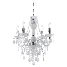 Brie 4-Light Mini Chandelier & Reviews | Joss & Main