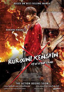 Nonton Movie Online Rurouni Kenshin Part II: Kyoto Inferno Subtitle Indonesia - Kenshin has settled into his new life […] Netflix Movies Free, Movies 2014, Movies Online, Movies Box, Movies To Watch, Rurouni Kenshin Kyoto Inferno, A Prayer Before Dawn, Kenshin Le Vagabond, Samurai
