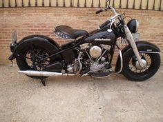 1954 HARLEY DAVIDSON PANHEAD 50th Edition   #1954 #50th #Edition #Harley-Davidson #Panhead