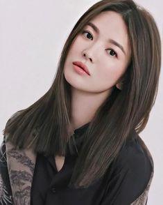 Song Hye Kyo Hair, Song Hye Kyo Style, Korean Beauty Girls, Korean Girl, Asian Beauty, Female Actresses, Korean Actresses, Korean Actors, Korean Drama Best