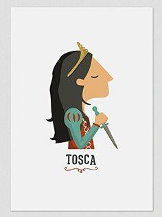 Tosca. (Lámina A4).