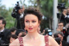 Emma Miller #dessange #cannes2015 #coiffeurofficiel Cannes Film Festival 2015, Cannes 2015, Star Francaise, Palais Des Festivals, Hairdresser, Red Carpet, Fashion, Cannes Film Festival, Hairstyle
