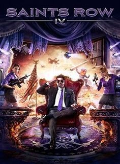 Saints Row IV PC Game Free Download with All DLC Full Version From Online To Here. Enjoy To Easily Download This Action Adventure Full Saints Row 4 PC Games