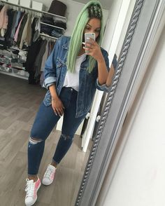 Designer Clothes, Shoes & Bags for Women Fall Outfits, Summer Outfits, Cute Outfits, Fashion Outfits, Womens Fashion, Casual Outfits, Luanna Perez, Latest Outfits, Fashion Killa