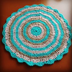 Crochet Luna's #Crochet #MandalasForMarinke