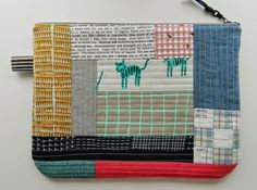 quilt as you go {a quick how to}