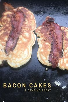 Jazz up your camping pancakes with this easy to make recipe.