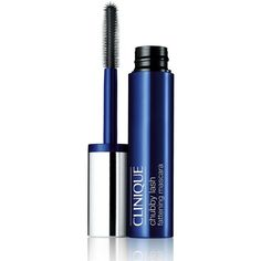 Clinique Chubby Lash Fattening Mascara/0.4 oz. ($17) ❤ liked on Polyvore featuring beauty products, makeup, eye makeup, mascara, apparel & accessories, clinique mascara, clinique eye makeup and clinique
