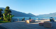 Pontile at Lago Maggiore - Hotel Eden Roc in Ascona