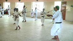 Karate Grading Test - on 19.July 2015 in Trichy, Conducted by Karate Sankar.
