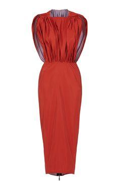 Stolen Cocktail Dress by MATICEVSKI Now Available on Moda Operandi