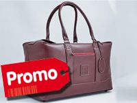 Discount on all leather products for the Mauritius Shopping Fiesta 2012