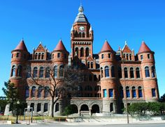 The Old Red Museum of Dallas County History and Culture serves as a symbol of Dallas heritage; it was built in 1892 and the red courthouse contains some of Dallas County's most fascinating historical artifacts. The building's architecture is phenomenal.