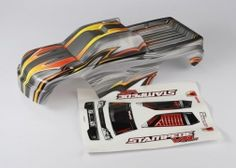 Stampede VXL ProGraphix Custom Body ($34.99)