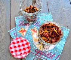 Savory Granola - May I Have That Recipe
