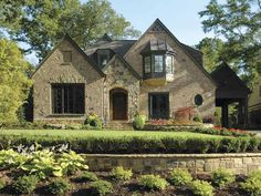 Eplans Tudor House Plan - Tudor Fantasy - 4415 Square Feet and 4 Bedrooms(s) from Eplans - House Plan Code HWEPL14247