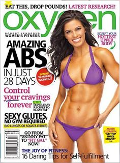 Amber Elizabeth | Oxygen Such an amazing and inspirational woman! Love her!