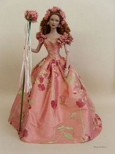 Wizard of Oz: Basic Glinda Op Ed wearing Poppy Promenade LE500 | Flickr - Photo Sharing!