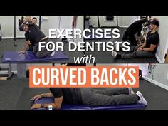 Special Exercises for Dental Professionals - YouTube