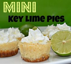 Yummy Mini Key Lime