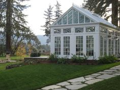 Stylish Greenhouse Design Inspiration