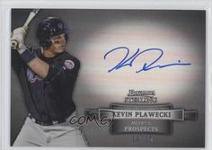 Kevin Plawecki #16/25 (Baseball Card) 2012 Bowman Sterling Autographs Refractor Black #BSAP-KP -- Awesome products selected by Anna Churchill