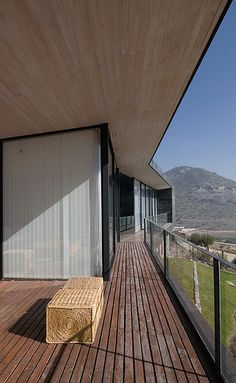 Binimelis Barahona House in Chile by Polidura + Talhouk Architects Photo