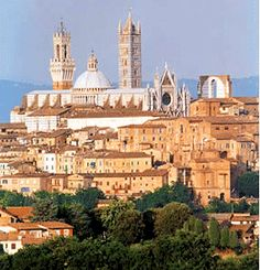 """Siena, Tuscany, Italia  """"There is NOTHING to rent in Tuscany"""""""