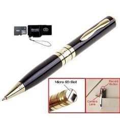 James Bond Spy Pen (UK)  http://boystoys.pinterests.biz/spy-pen