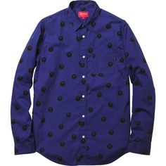 Supreme: 8-Ball Shirt - Dark Royal