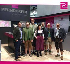 Perndorfer ist auf der Blechexpo 2019 vertreten! Von 5.-8. November 2019. Besuchen Sie uns! 8 November, Mechanical Engineering