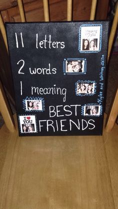 Beautiful And Fun Best Friend Gifts Ideas 5 Presents Diy