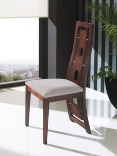 1000 ideas about sillas comedor modernas on pinterest - Sillas isabelinas modernas ...