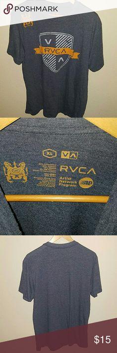 Men's RVCA short sleeve shirt Size XL RVCA Shirts Tees - Short Sleeve