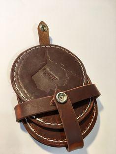 Coasters Leather Tray, Leather Coasters, Leather Keychain, Custom Leather, Leather Working, Handicraft, Craft Ideas, Bags, Jewelry