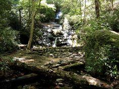 Setrock Creek Falls by hhoover, via Flickr
