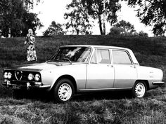Alfa Romeo 2000 - 1971