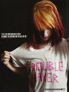 Hayley Williams - Paramore