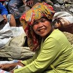 Instacanvas - Instagram artist marketplace - A lovely Smile from Sumatra